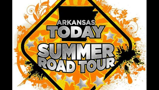 Arkansas Today to Hit the Road for
