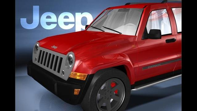 Chrysler Recalling Thousands of SUV's