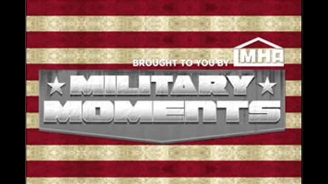 Military Moments Ted Grace