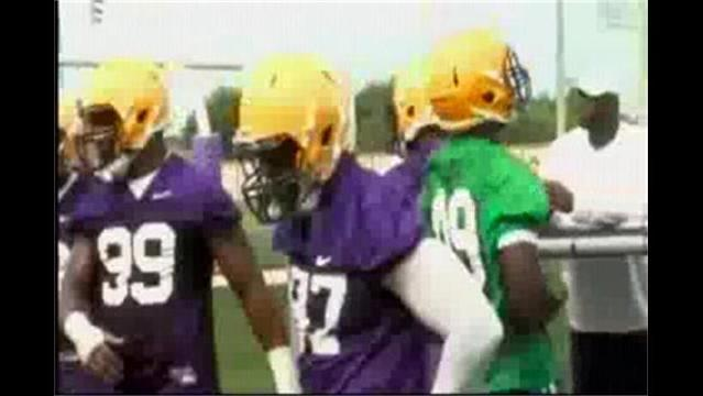 Day 2 of LSU Training Camp