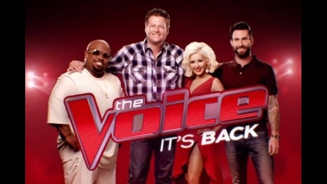 Cee Lo & Christina Return To The Voice