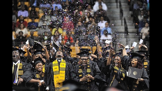 GSU Celebrates Fall Commencement