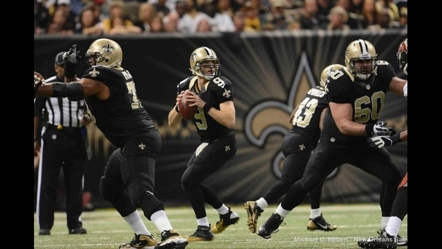 Saints Clinch Playoff Spot with Win over Buccaneers