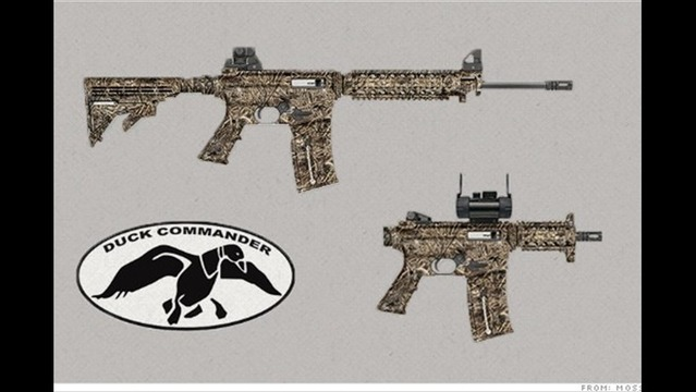 'Duck Commander' Launches its Own Line of Guns