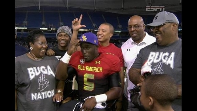 Top Recruit Verbally Commits to LSU