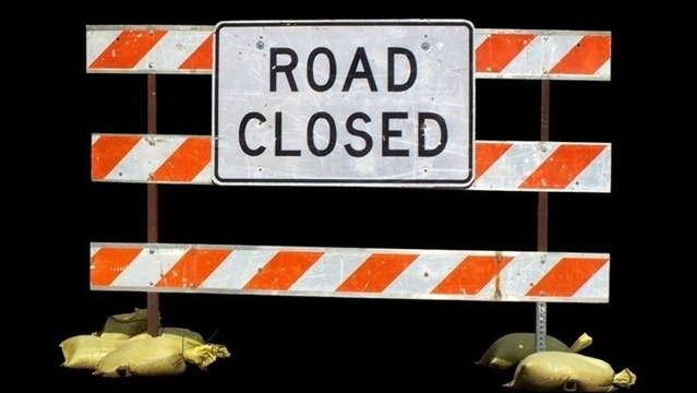 TRAFFIC ALERT: Railroad Crossing Closures Thursday