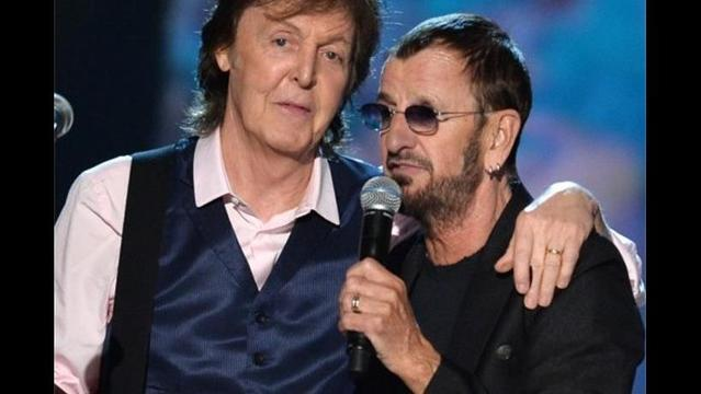 Is this why Paul and Ringo look so good?