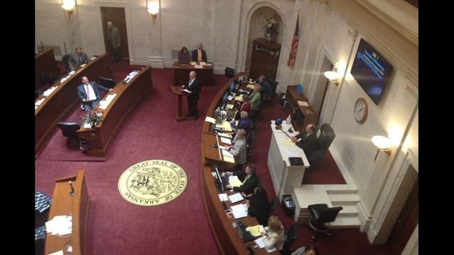 Statewide Initiative Could Pave Private Option Passage in Ark. Senate