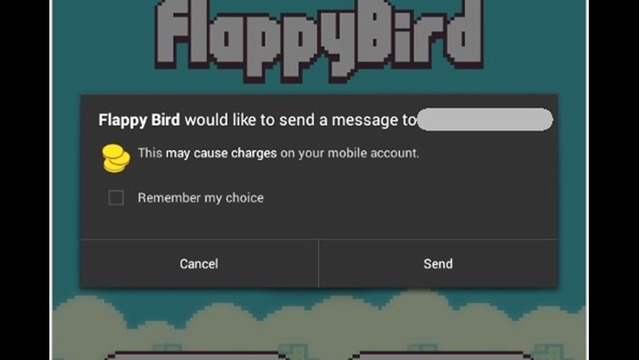 Copies of Hit Flappy Bird App Contain Malware