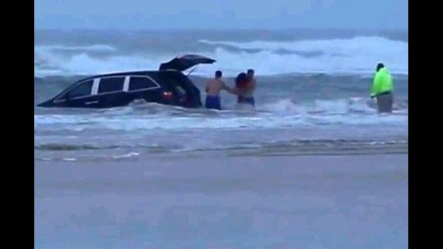 Mother Who Drove Kids into Ocean Now Facing Charges