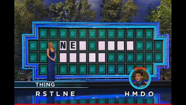 Wheel of Fortune' Player -- Mind-Blowing Guess ... WASN'T RIGGED