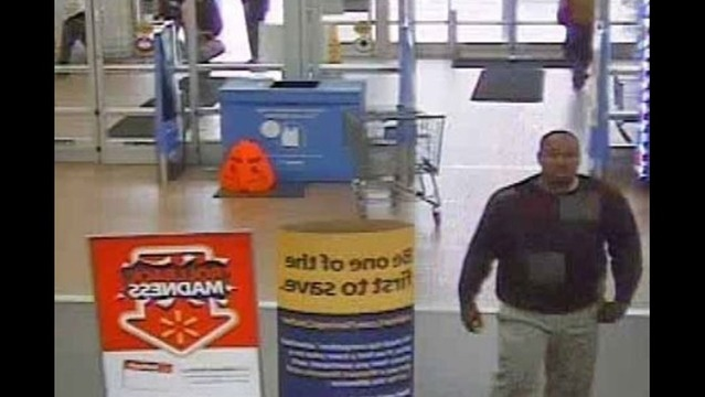 Man Arrested for Sucking Woman's Toes at Walmart
