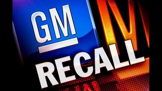 New GM Recall Affects 1.3 Million Cars