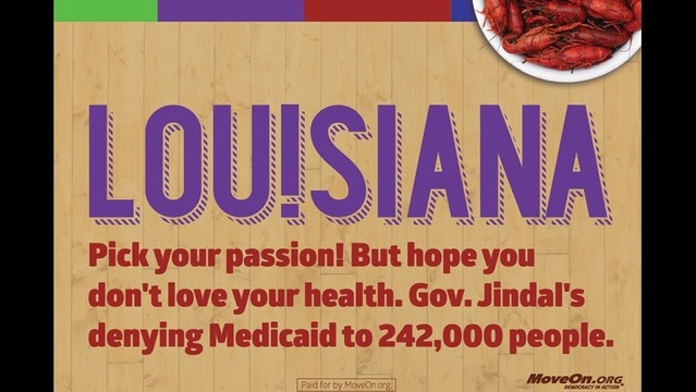 Judge to Rule Next Week on MoveOn Billboard Attacking Gov. Jindal
