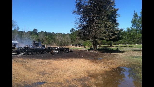 Two Children Killed in Dallas County, AR House Fire