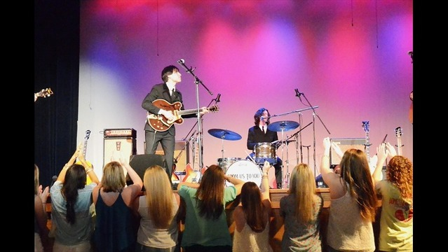 Beatles Tribute Concert for Domestic Violence Awareness Tonight