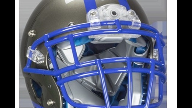Warhawks Get New Point of View with Helmet Cameras for Spring Game