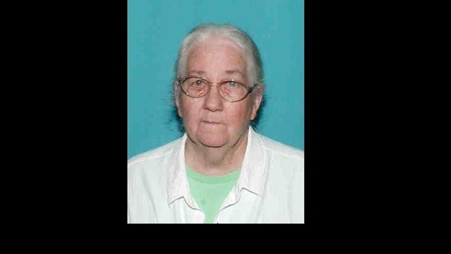 UPDATE: Missing Elderly Woman Found in Mississippi