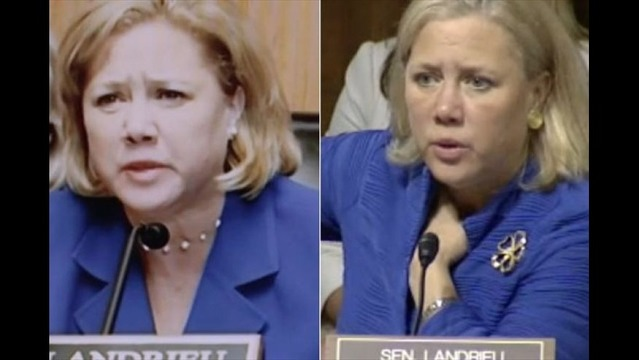 Sen. Landrieu Takes Heat for New Campaign Ad