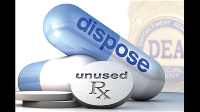 National Prescription Drug Take Back Day on Saturday