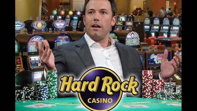 Ben Affleck Booted from Hard Rock Casino for Counting Cards