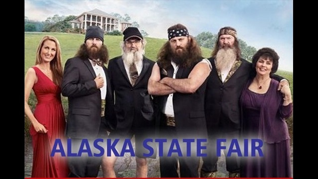 'Duck Dynasty' Stars Boycotted At Alaska State Fair