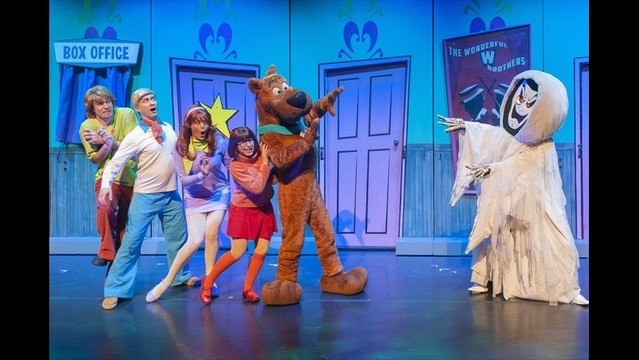Scooby-Doo Live Coming to El Dorado
