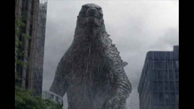 'Godzilla' Opens with a King Size Debut