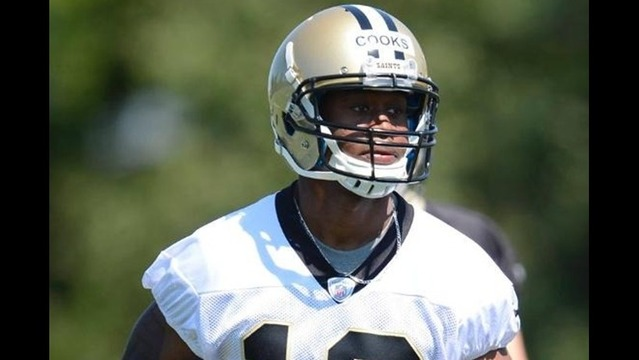 Brandin Cooks Signs Four-Year Contract with New Orleans Saints