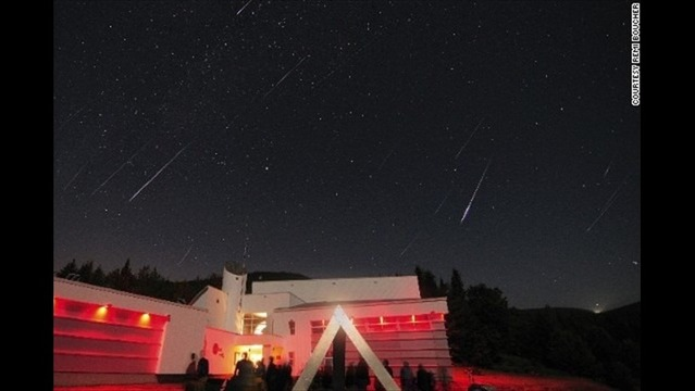 Heads-Up! Stargazers On Alert For Rare, Possibly Epic Meteor Shower