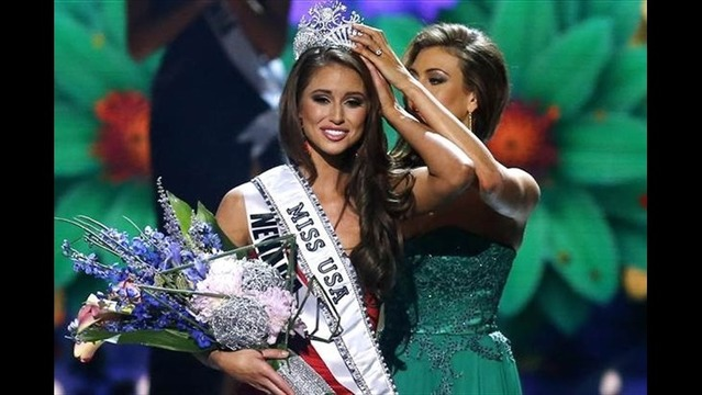 Miss Nevada Wins Miss USA Crown in Baton Rouge