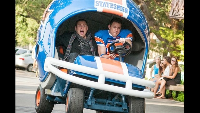 '22 Jump Street'  Nabs Top Spot at the Box Office