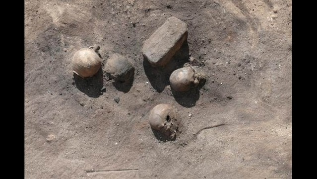 Remains of 'End of the World' Epidemic Found in Egypt