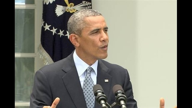 Obama, Blaming Congress, Says He'll Go It Alone on Immigration