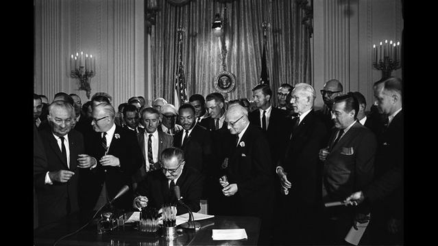 50th Anniversary of 1964 Civil Rights Act