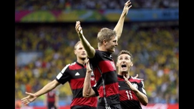 Germany Beats Argentina in Extra Time for World Cup Win