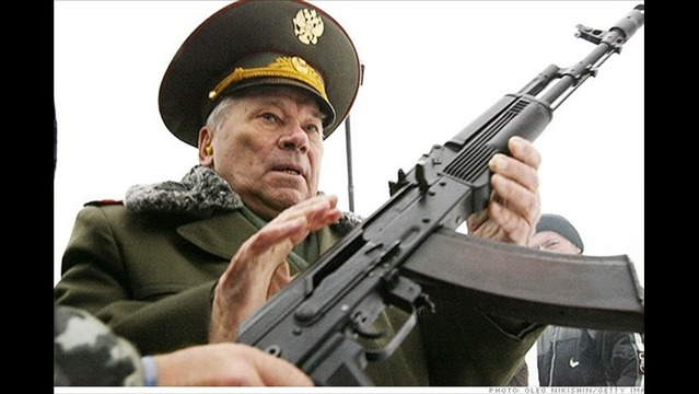 AK-47s Become Hot Commodity After U.S. Sanctions