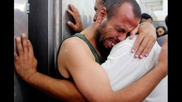 Palestinian Death Toll Hits 510 During Israel's Gaza Offensive