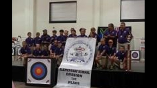 LDWF Welcomes Home World Champion Archers