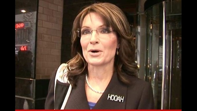 Sarah Palin Ticketed for Speeding 'I Wasn't Speeding I was Qualifying'