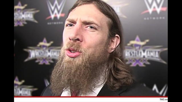 Former WWE Champion Daniel Bryan Stops Burglar With Submission Hold