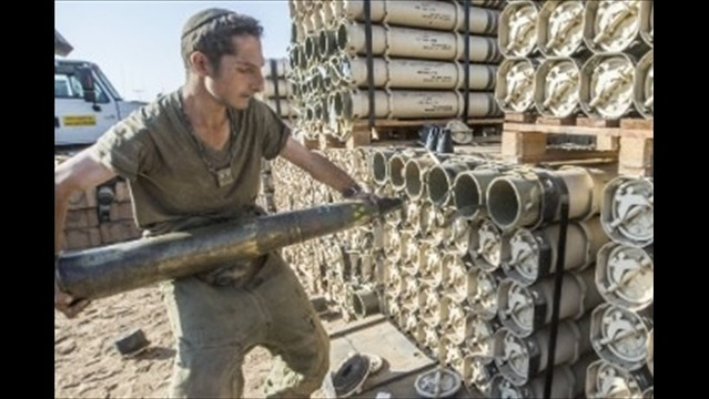 Israel Calls up Thousands More Reservists After Request for U.S. Ammunition