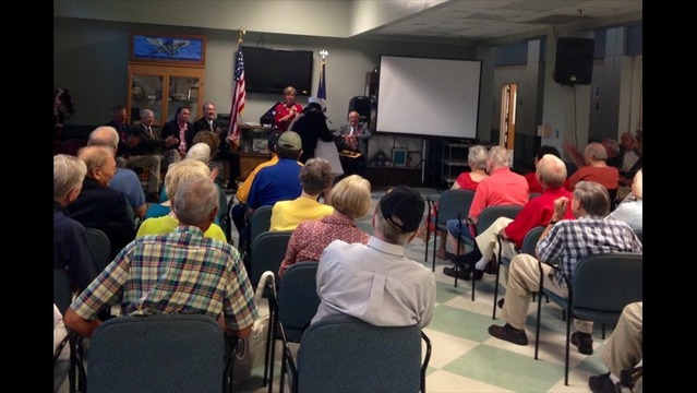 Northeast Louisiana Wold War II Veterans Honored