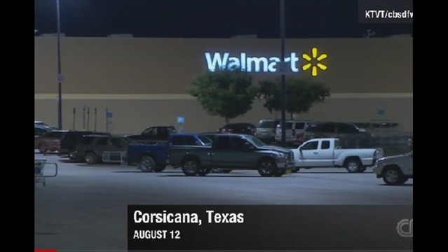 WEB EXTRA: Teen Runaway Hides Out in Texas Walmart For Days