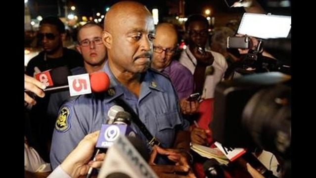 Ferguson Security Chief Hopes Peaceful Protesters Will Stay Home