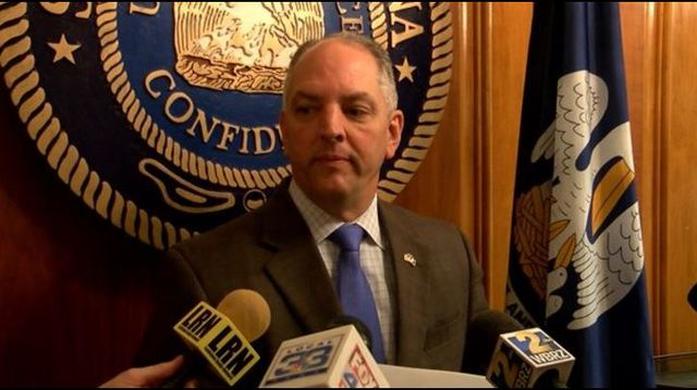 Gov. Edwards partners with NFGFC to bring fitness centers to Louisiana schools