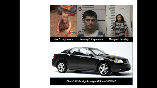 8-month-old boy missing from Palestine, Texas