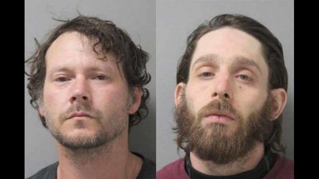 OPSO arrests two suspects in burglary investigation