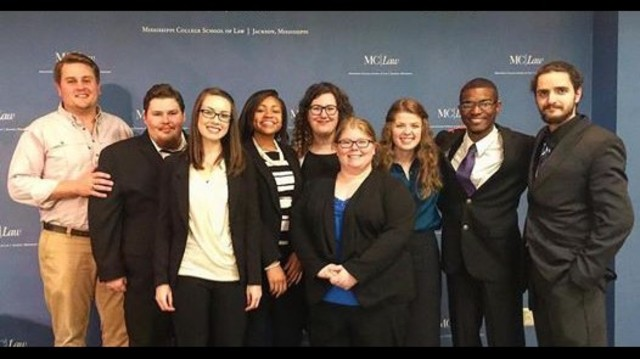 ULM's Mock Trial Team Advances to Nationals