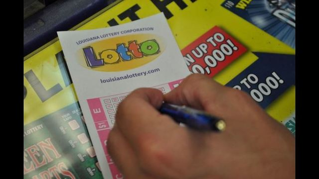 March 12 Lottery drawing contained incorrect numbers